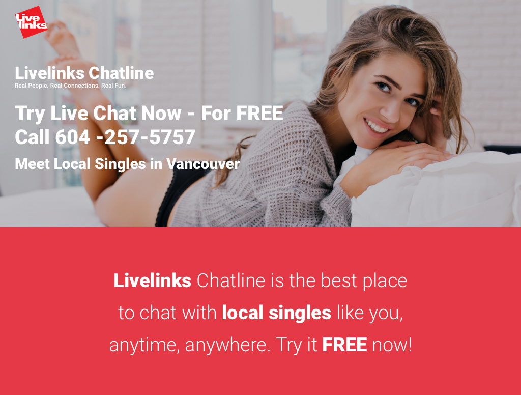 Chat lines for meeting singles